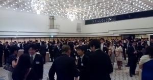 東京アカデミー公務員・教員合格祝賀会